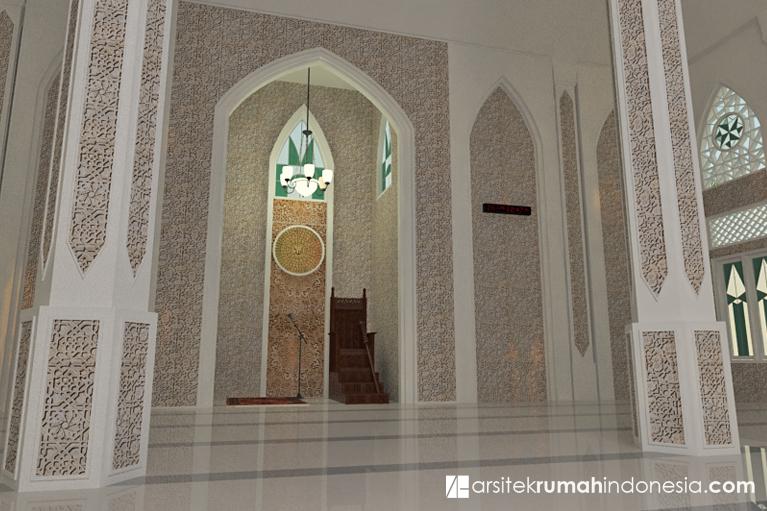 Disain interior masjid – Arsitek Rumah Indonesia